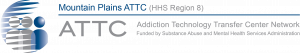 Mountain Plains ATTC Region 8 Logo